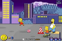Play The Simpsons game