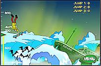 Play Scooby Doo's Big Air 2: Curse Of The Half Pipe game
