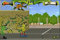 Play Roller Ghoster Ride game