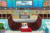 Spongebob Square Pants - Pro Sk8r Game
