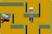 Play Robot Maze game