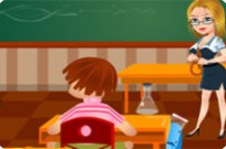 Play Naughty Classroom 2 game