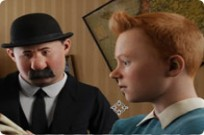 Play Tin Tin: The Difference game