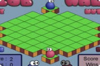Play Blob Wars game