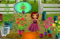 Play Sisi's Flower Stand game