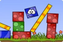Play Blue Blox 2 game