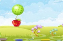 Play The Floating Fruits game