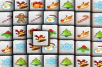 Play Fun Christmas Game: Christmas Mahjong game