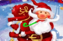 Play Christmas In Jelly Village game