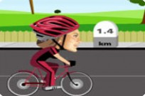 Play Cycle Racer game