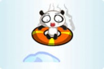 Play Sliding Panda game