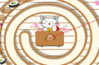 Play Sushi Thrower game
