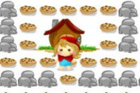 Play Cookie Feast game