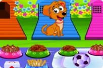 Play Feed Your Sweet Puppies game