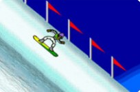 Play Pgx Snowboarding game