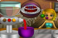 Play Doli Cake Laboratory game