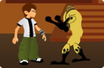 Play Ben10 Kung Fu game