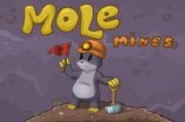 Play Mole Mines game