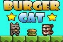 Play Burger Cat game