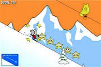 Play Aggressive Alpine Skiing game