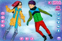 Play Emilys Diary Snow Angels game