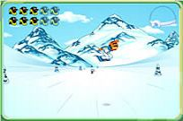 Play Go Diego Go - Snowboard Rescue game