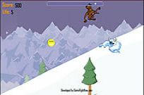 Play Scooby Doo - Snow Show game