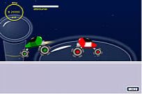Play Planet Racer game