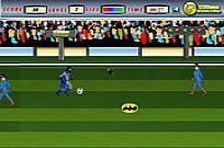 Play Batman Soccer game