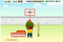 Play Backyard Basketball game