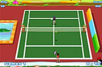 Play Twisted Tennis game