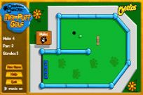 Play Cheetah Golf game