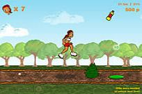 Play Super Obstacle Girl game