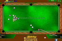 Play Multiplayer Billiard game