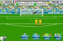 Play  Free Kick Euro 2012 game