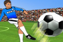 Play Euro Striker 2012 game