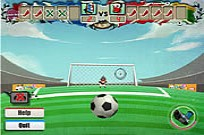 Play Euro Shoot - Out 2012 game