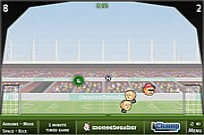 Play Sports Heads Football game