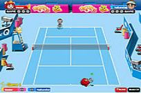 Play Tennis Master game