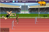 Play Olympics 2012 Hurdles game