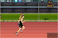 Play Olympic 2012 - Running Race game