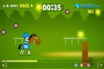 Play Horsey Races game