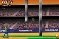 Play Ben 10 Baseball Challenge game