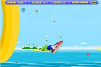 Play Super Sonic Ski 2 game
