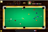 Play Hot 8 Balls Billiards PVP game