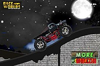 Play Moonlight Monster Truck game