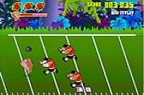 Play Taz Football Frenzy game