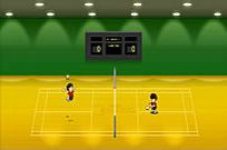 Play Badminton 3d game