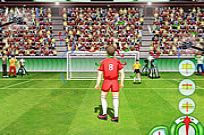 Play Virtual Football Cup 2010 game