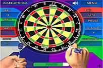 Play Crazy Darts game